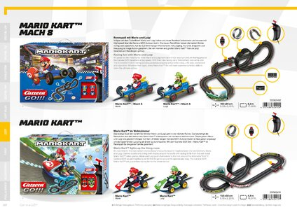 Catalogue Carrera Toys 2020 page 64