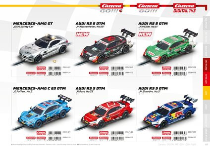 Catalogue Carrera Toys 2020 page 69