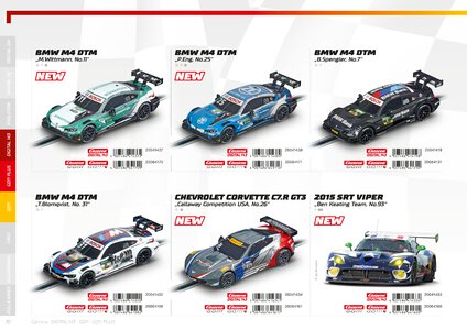 Catalogue Carrera Toys 2020 page 70