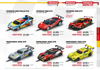 Catalogue Carrera Toys 2020 page 71