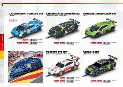 Catalogue Carrera Toys 2020 page 72