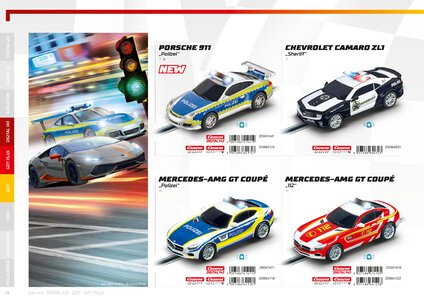 Catalogue Carrera Toys 2020 page 74