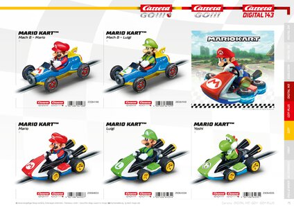 Catalogue Carrera Toys 2020 page 75
