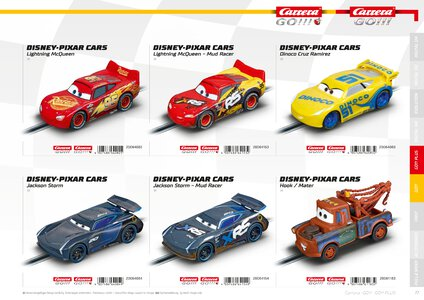 Catalogue Carrera Toys 2020 page 77