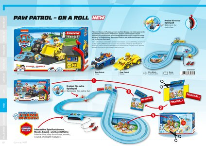 Catalogue Carrera Toys 2020 page 82