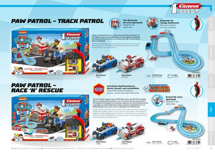 Catalogue Carrera Toys 2020 page 83
