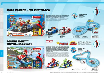 Catalogue Carrera Toys 2020 page 84