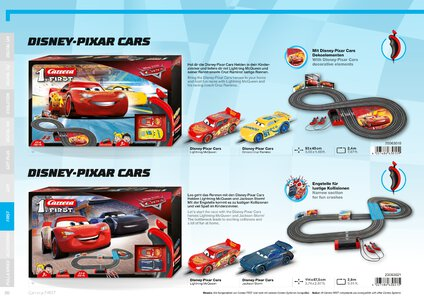 Catalogue Carrera Toys 2020 page 86