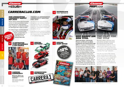 Catalogue Carrera Toys 2020 page 110