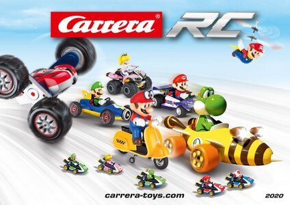 Catalogue Carrera Toys RC 2020 page 1