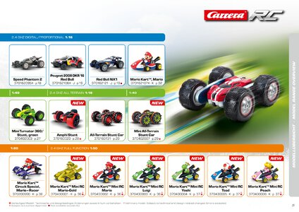 Catalogue Carrera Toys RC 2020 page 5