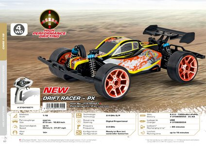 Catalogue Carrera Toys RC 2020 page 10
