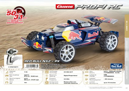 Catalogue Carrera Toys RC 2020 page 11