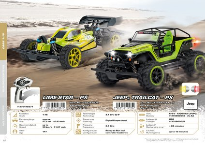 Catalogue Carrera Toys RC 2020 page 12