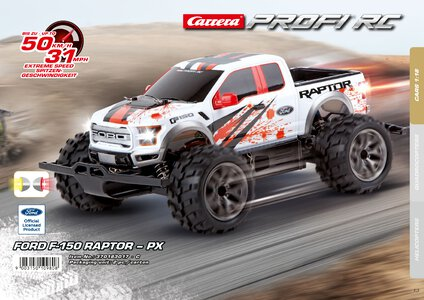 Catalogue Carrera Toys RC 2020 page 13