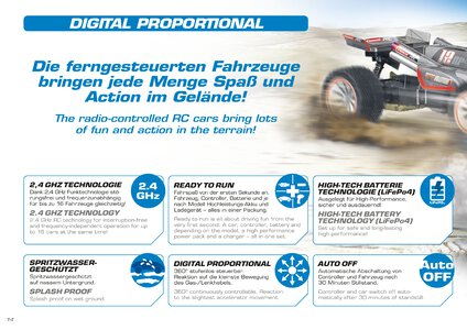 Catalogue Carrera Toys RC 2020 page 14