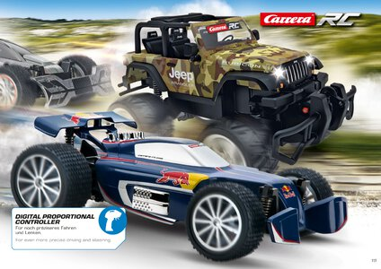 Catalogue Carrera Toys RC 2020 page 15
