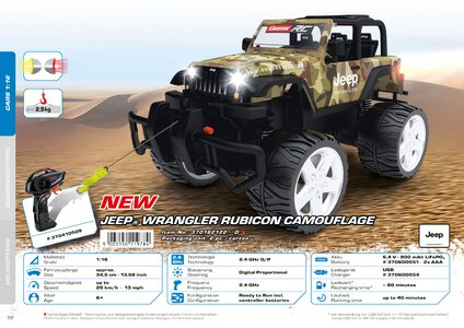 Catalogue Carrera Toys RC 2020 page 16