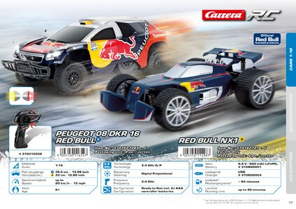 Catalogue Carrera Toys RC 2020 page 19