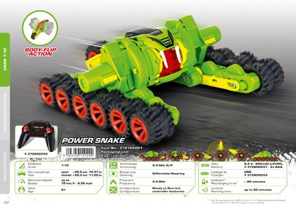 Catalogue Carrera Toys RC 2020 page 22