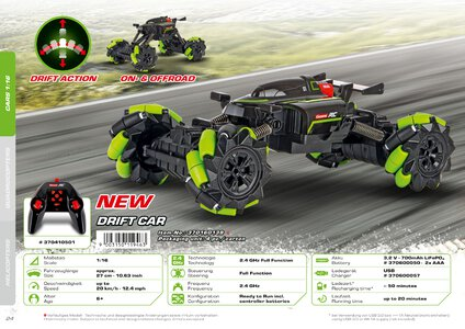 Catalogue Carrera Toys RC 2020 page 24