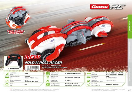 Catalogue Carrera Toys RC 2020 page 25