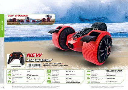 Catalogue Carrera Toys RC 2020 page 28