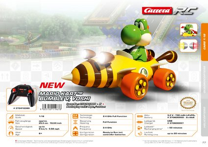 Catalogue Carrera Toys RC 2020 page 33