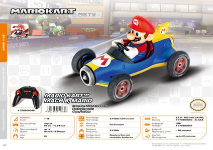 Catalogue Carrera Toys RC 2020 page 34