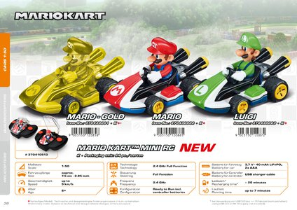 Catalogue Carrera Toys RC 2020 page 36
