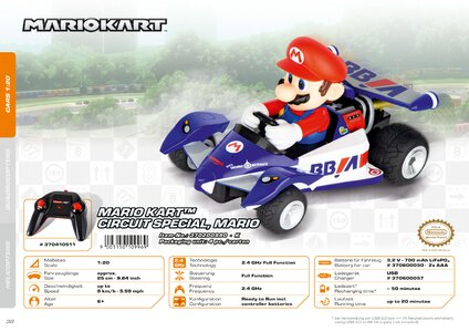 Catalogue Carrera Toys RC 2020 page 38