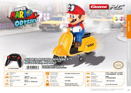 Catalogue Carrera Toys RC 2020 page 39