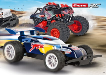 Catalogue Carrera Toys RC 2020 page 45