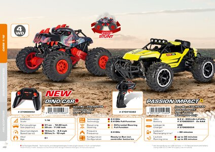 Catalogue Carrera Toys RC 2020 page 46