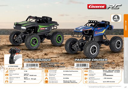 Catalogue Carrera Toys RC 2020 page 47