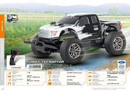 Catalogue Carrera Toys RC 2020 page 48