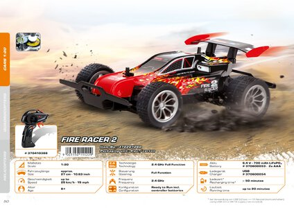 Catalogue Carrera Toys RC 2020 page 50