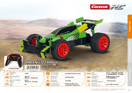 Catalogue Carrera Toys RC 2020 page 51