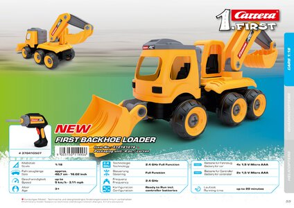 Catalogue Carrera Toys RC 2020 page 55