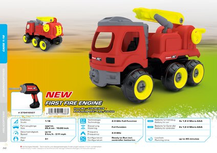 Catalogue Carrera Toys RC 2020 page 56