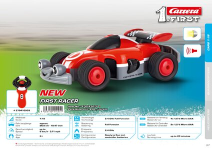 Catalogue Carrera Toys RC 2020 page 57