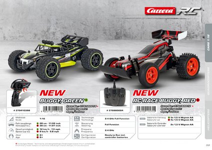 Catalogue Carrera Toys RC 2020 page 59
