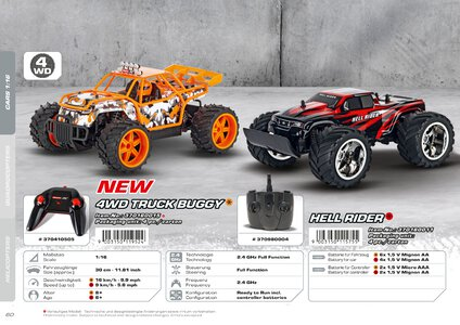 Catalogue Carrera Toys RC 2020 page 60
