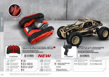 Catalogue Carrera Toys RC 2020 page 62