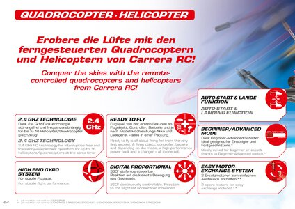 Catalogue Carrera Toys RC 2020 page 64