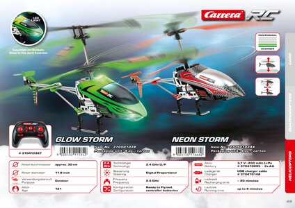 Catalogue Carrera Toys RC 2020 page 69