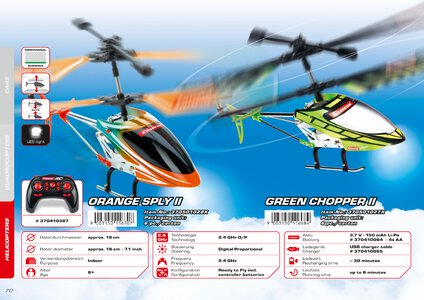 Catalogue Carrera Toys RC 2020 page 70
