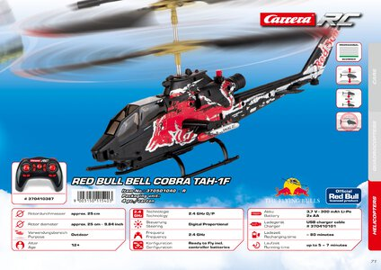 Catalogue Carrera Toys RC 2020 page 71