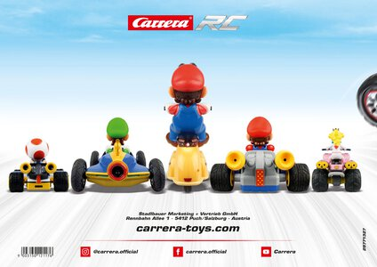Catalogue Carrera Toys RC 2020 page 76