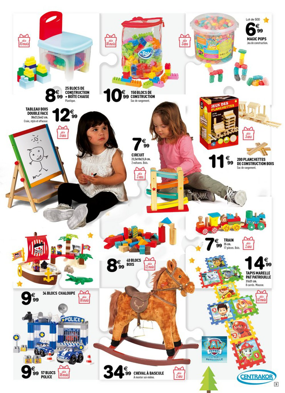 Catalogue centrakor no l 2016 catalogue de jouets - Catalogue 3 suisses 2016 ...